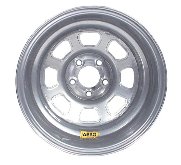 AERO RACE WHEELS 58-Series 15x10 in 5x4.75 Silver Wheel P/N 58-004740