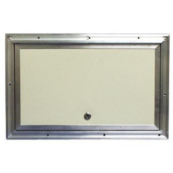 14 X 18 BAGGAGE DOOR-WH
