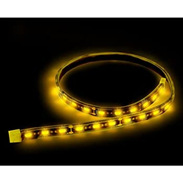 """48"""" Flexible IP68 Rated Waterproof Light Strips Ultra High Power CREE LEDs x2 AMBER"""