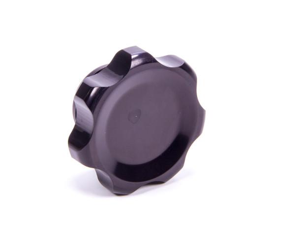 ALLSTAR PERFORMANCE 1.375 in OD Black Anodized Screw-In Filler Cap P/N 99361