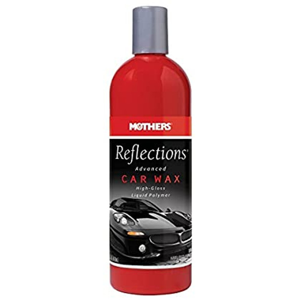 Mothers Reflections Car Wax 16.00 oz P/N 10016