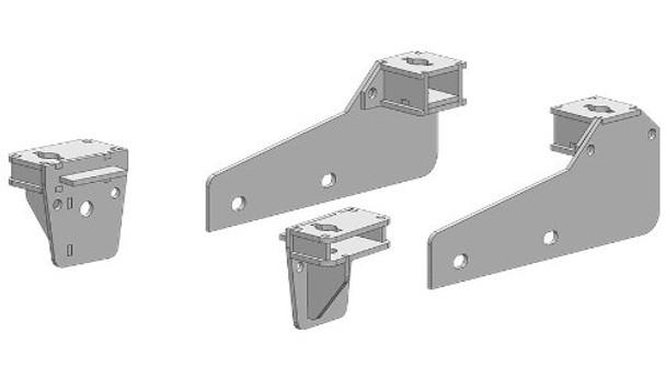 12K Sglide Supr Rail- Toy 3118 Pullrite Enterprises