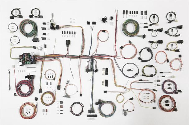 American Autowire 68-72 Oldsmobile Cutlass Wiring Kit PN 510645