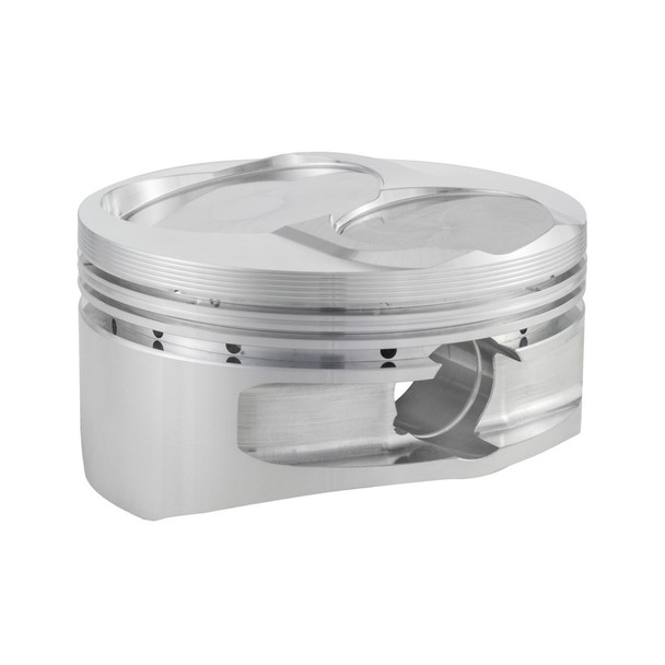 CP PISTONS-CARRILLO 4.135 in Bore Forged Piston SBC 8 pc P/N S2422-8