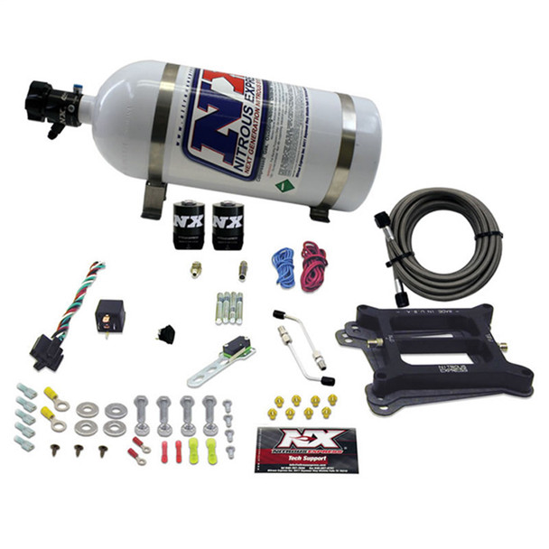 Nitrous Express 50040-10 Phase 3 Conventional Plate Nitrous System