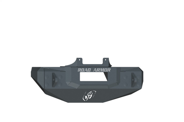 Road Armor 509R0B Stealth Stubby Winch Front Bumper Fits 07-17 Wrangler (JK)