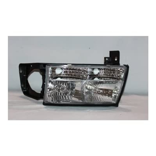 1997-1999 CADILLAC DEVILLE LEFT HAND AUTOMOTIVE NEW REPLACEMENT HEAD LIGHT TYC 20-5174-00