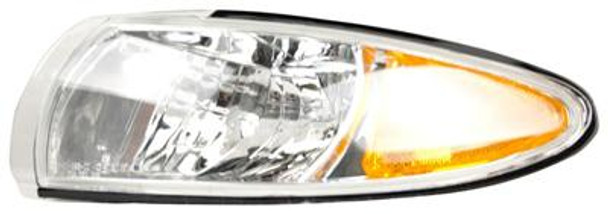 Left Hand Park/Sidemarker/Signal Lamp Grand Prix 97-03 Fits