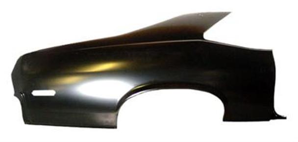Right Hand Qtr Panel Factory Style 2 Door Sedan Fits Nova 70-72