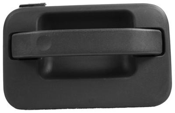 Right Hand Outer Front Door Handle Black Textured W/ Keyless Entry Fits F150 04-08
