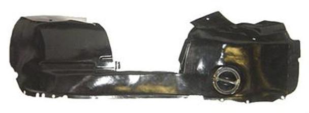 Left Hand Fender Liner Fits Caravan W/ Sport 97-00; Voyager 96; Town&Country 96-00