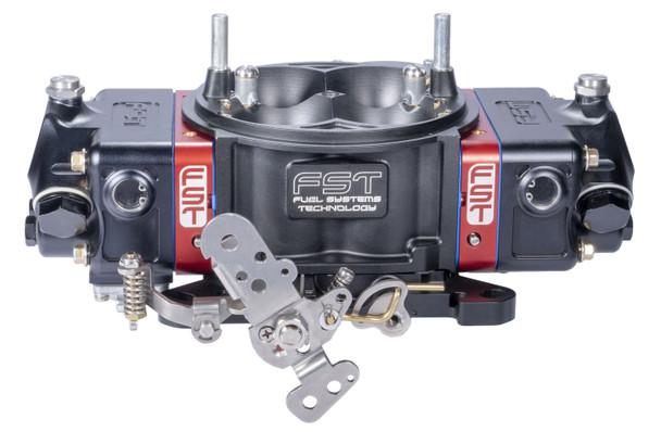 Fst Performance Carburetor Carburetor 850 Cfm Billet X-Treme Black P/N 41850Bb-2