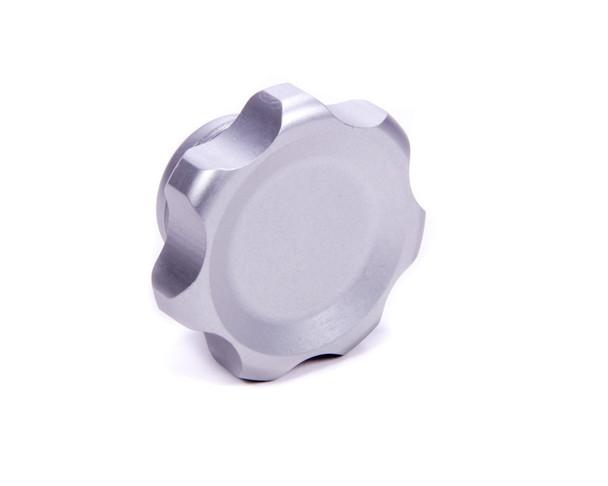 ALLSTAR PERFORMANCE 1.375 in OD Silver Anodized Screw-In Filler Cap P/N 99360