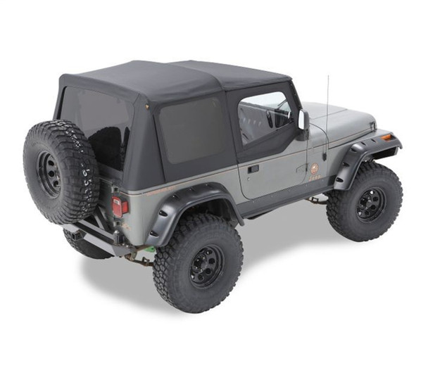 Bestop 51119-01 Replace-A-Top Soft Top Fits 87 Wrangler (YJ)