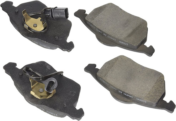 Centric Centric Parts 102.08400 C-Tek Standard Metallic Brake Pad 102084
