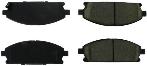 Centric Centric Parts 102.06910 C-Tek Standard Metallic Brake Pad 1020691