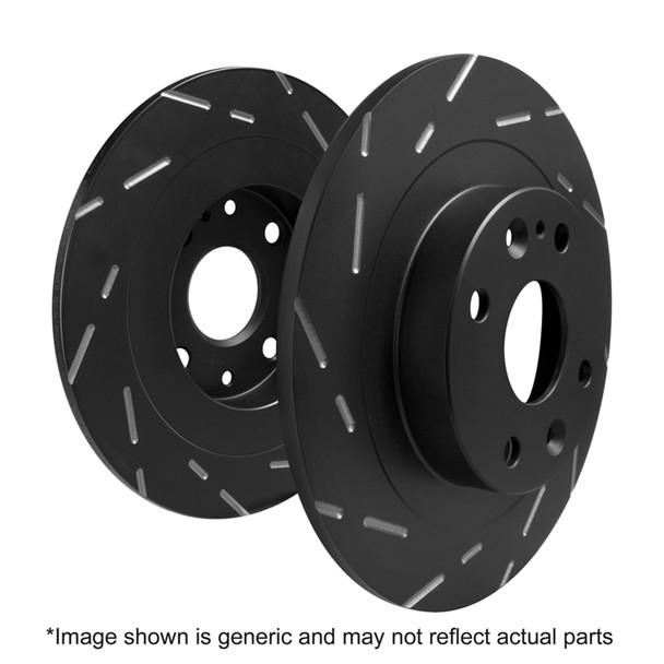 EBC Brakes USR1772 USR Series Sport Slotted Rotor