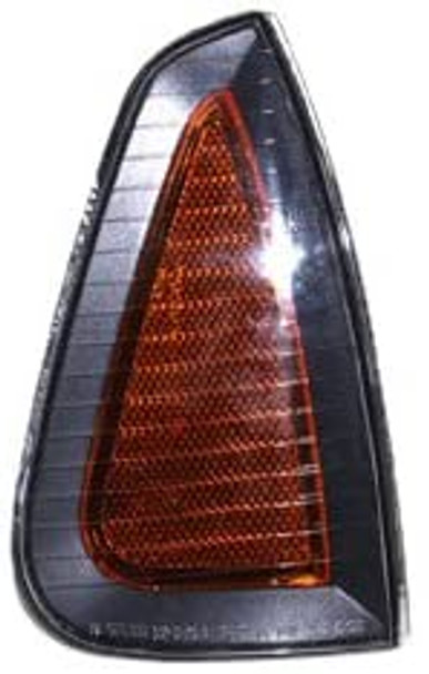 TYC 12-5251-00 Dodge Charger Passenger Side Replacement Side Marker Lamp 12-5251-00