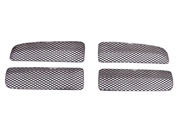 Street Scene 950-76507 Speed Grille Inserts; Main Grille
