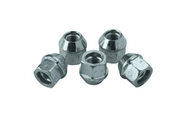 Ford Performance Parts M-1012-G Wheel Lug Nut Kit Fits 69-14 Mustang