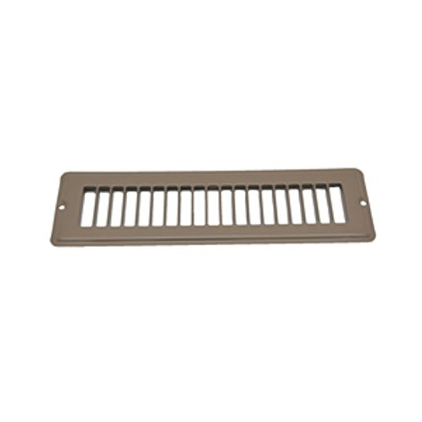 2-1/4 X 10 Brown Face Plate 013-643