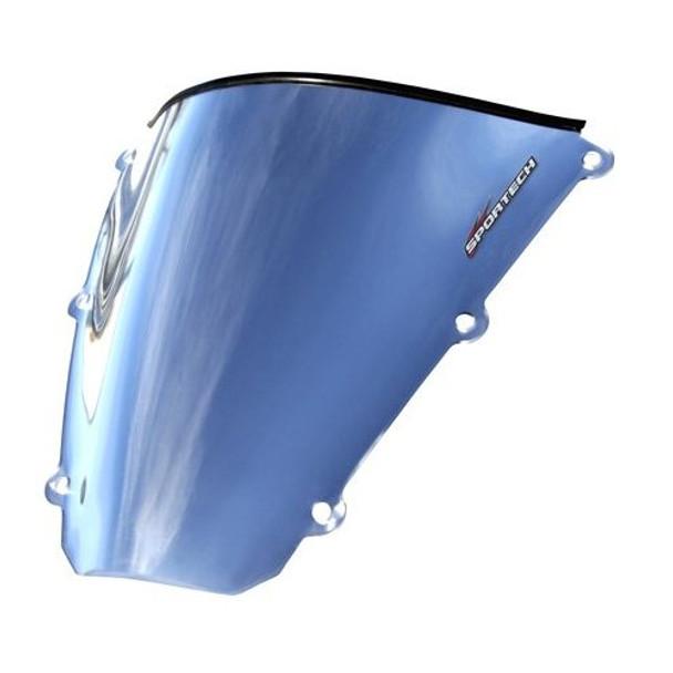 2007-2008 Yamaha Yzf R1 Sportech W/S, Yam Yzf R1, Chrome, Fits '07-'08
