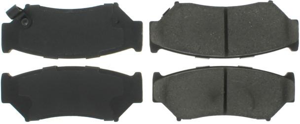 CENTRIC BRAKE PARTS Metallic Brake Pads PN 300.0556