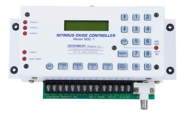 DEDENBEAR Nitrous Oxide Multi- Stage Controller PN NOC1