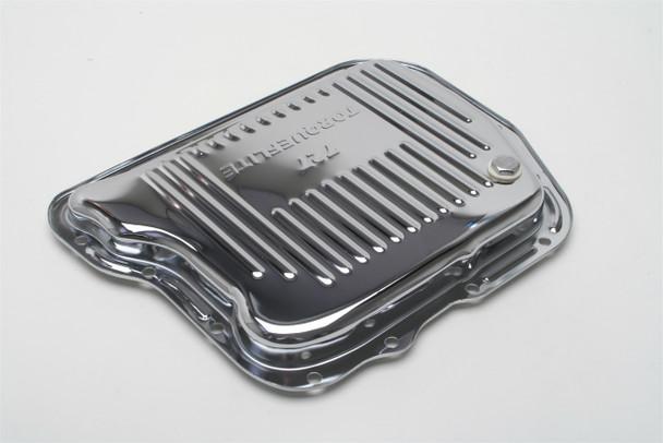 Trans-Dapt Performance Products 9733 Chrome Transmission Pan