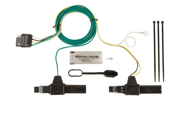 Hopkins Towing Solution 42105 Plug-In Simple Vehicle To Trailer Wiring Harness