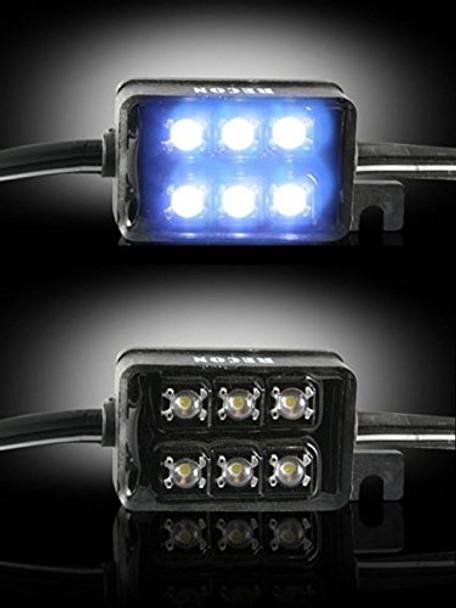 4' Foot Universal High Power Bed Rail / Cargo Area LED Light Kit
