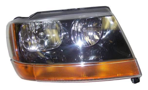 Crown Automotive 55155128AB Head Light Assembly Fits 99-04 Grand Cherokee