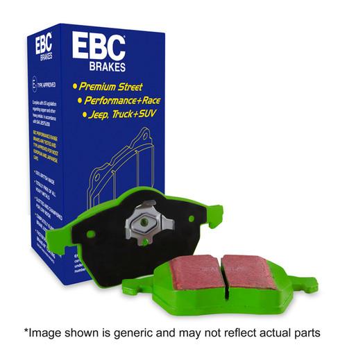 ebc brakes dp2120 ebc greenstuff 2000 series sport brake