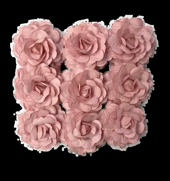 FLR-069 Paper Flower-Dusty Pink