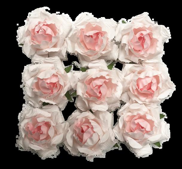 FLR-071 Paper Flower-Pink