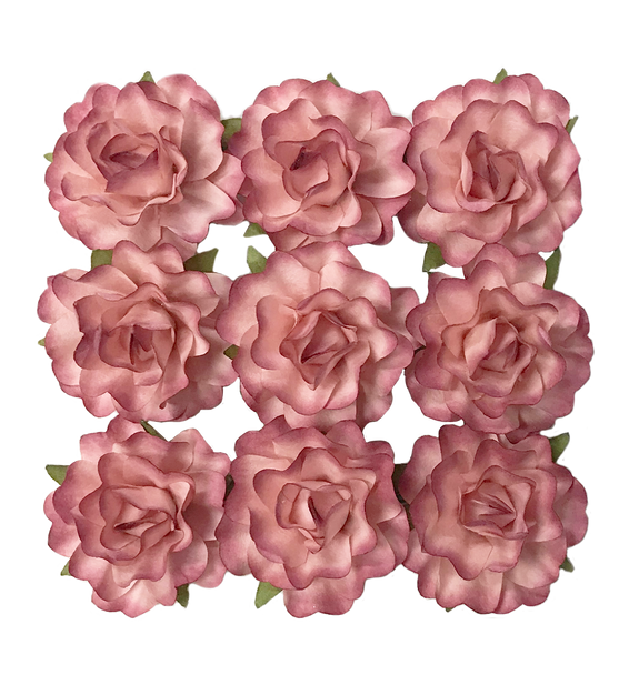 FLR-072 Paper Flower-Dusty Pink
