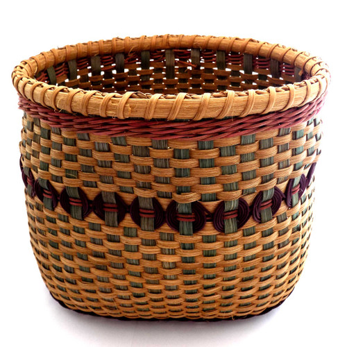 Cherokee Wheels Basket