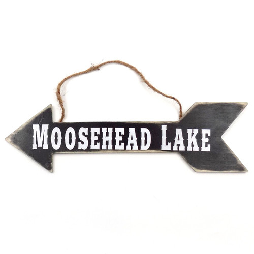 Moosehead Lake Arrow