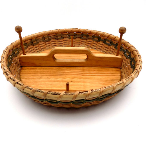 Paper Plate Basket, for up to 10 1/2 inch plates