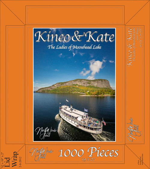 Kate and Kineo 1000 Piece Puzzle