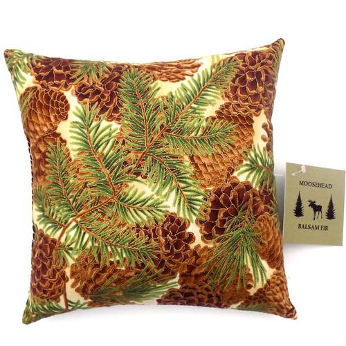 Cones Balsam Pillow, 7 inch **new Oct/2021**