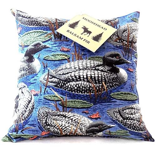 Loon Balsam Fir Pillow, 7 inch