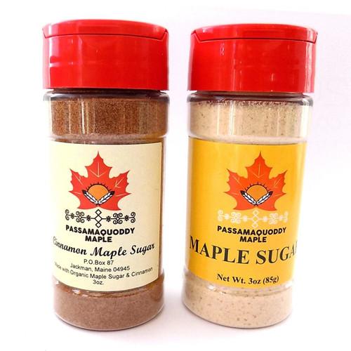 Passamaquoddy Maple Sugar