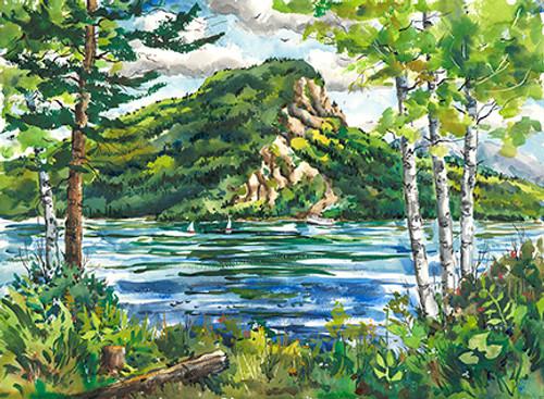 Kineo on Moosehead Lake