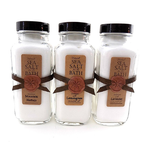 Natural Sea Salt, small