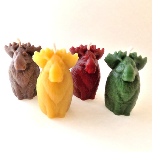 Moose Candles
