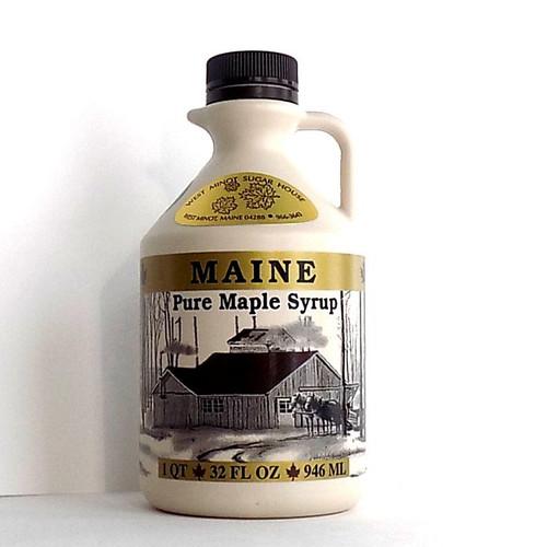 Maine Maple Syrup, Quart