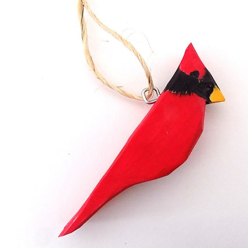 Whittled Cardinal