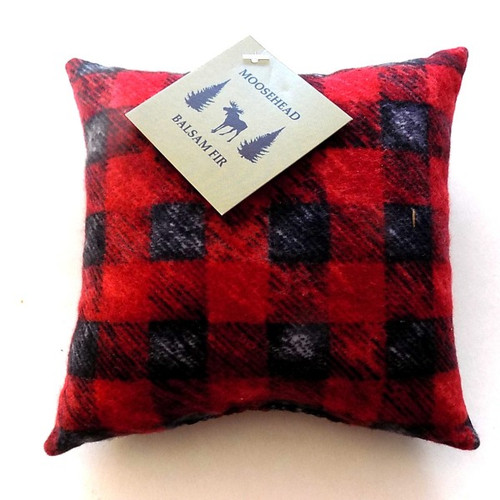 Buffalo Plaid Balsam Fir, 5 inch