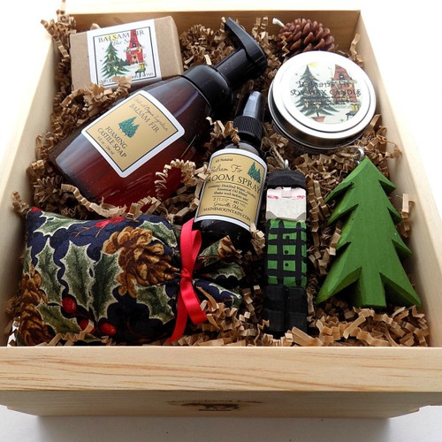 Crate of Maine Balsam  *updated Jan/2020
